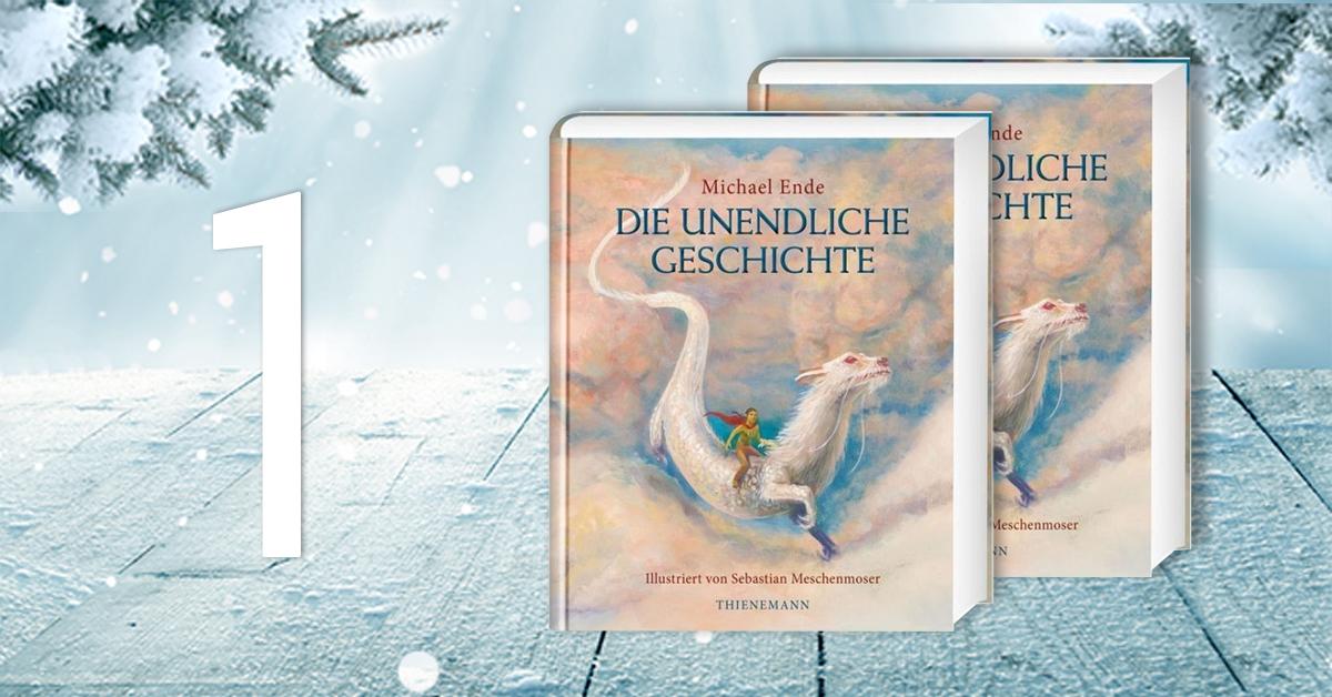 24 Überraschungen: der Adventskalender von bücher.de