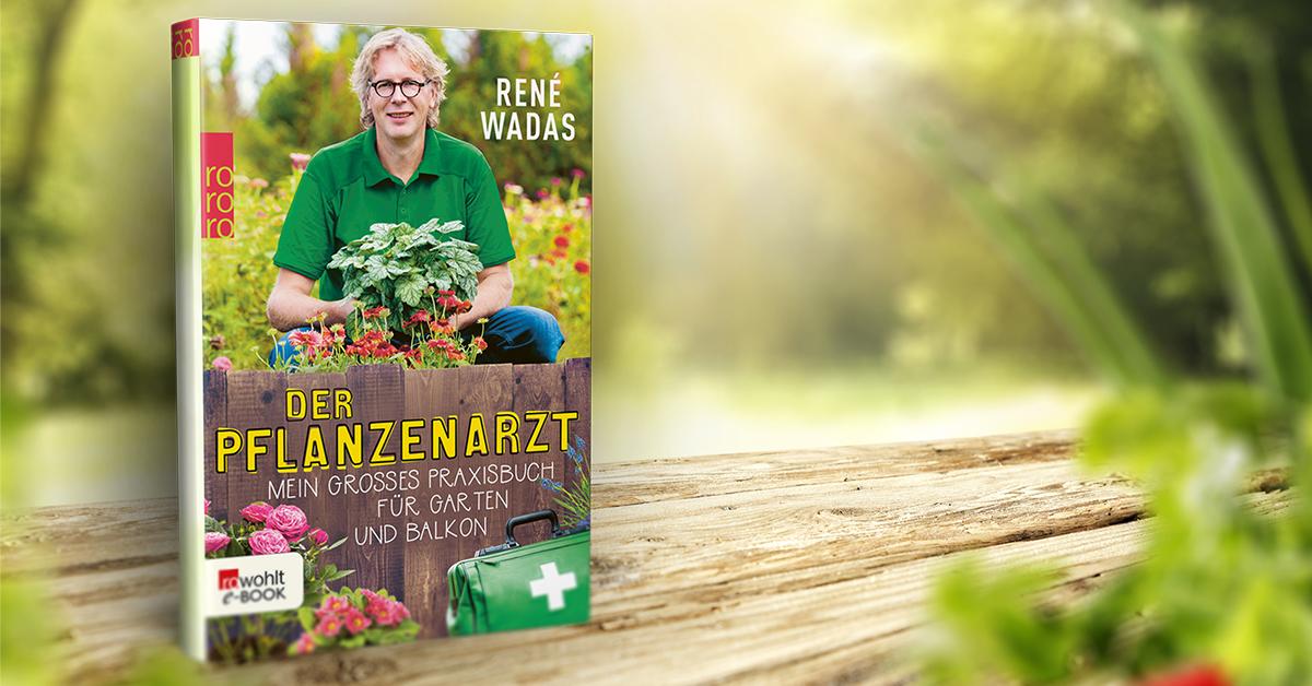 Der Pflanzenarzt Von Rene Wadas Als Taschenbuch Portofrei Bei Bucher De
