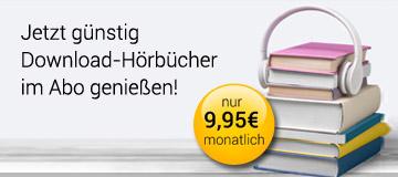 Das bücher.de Hörbuch-Abo: