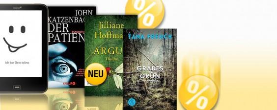 eBook-Preisaktionen