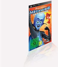 MEGAMIND PSP