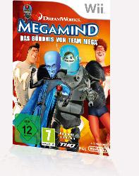MEGAMIND Wii