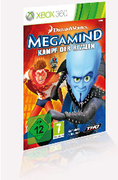 MEGAMIND XBOX
