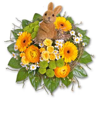 Blumenstrauß Honey Bunny