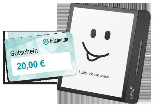 Gewinnspiel zur Leipziger Buchmesse: 10 tolino epos 2 mit Wertgutschein für eBooks zu gewinnen