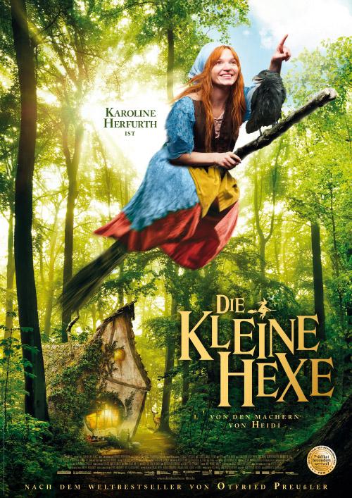 DIE KLEINE HEXE - Plakat