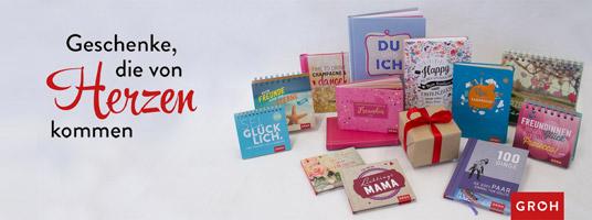Valentinstag bei bücher.de - groh