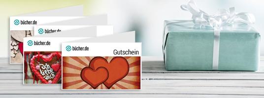 Valentinstag bei bücher.de - gutschein