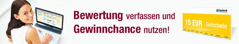 Top-Rezensent bei buecher.de werden