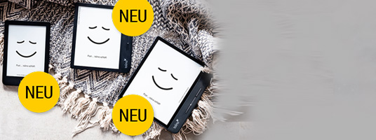 Zu den tolino eBook-readern