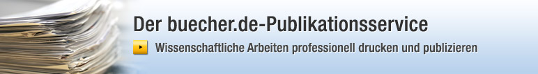 buecher.de-Publikationsservice