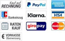Zahlungsarten bei bücher.de