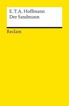 Der Sandmann - Hoffmann, E. T. A.