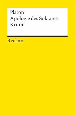 Apologie des Sokrates / Kriton - Platon