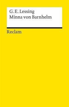 Minna von Barnhelm - Lessing, Gotthold Ephraim