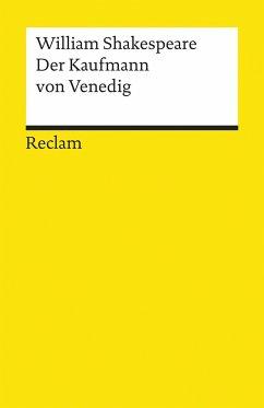 Der Kaufmann von Venedig - Shakespeare, William