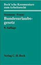 Bundesurlaubsgesetz Von Hermann Dersch Begr Dirk Neumann
