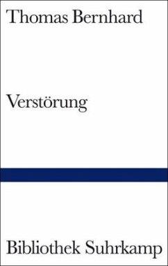 Verstörung - Bernhard, Thomas