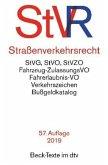 Straßenverkehrsrecht (StVR)