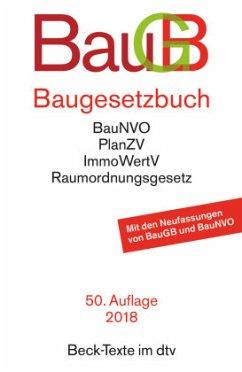 Baugesetzbuch (BauGB) - Einleitung von Söfker, Wilhelm