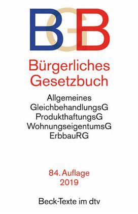 Bürgerliches Gesetzbuch (BGB) - Köhler, Helmut