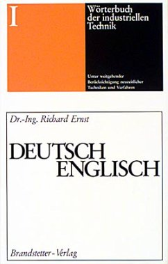 Deutsch-Englisch; German-English