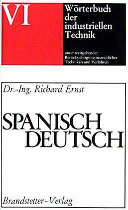 spanisch deutsch wörterbuch