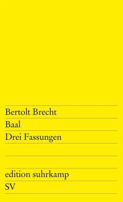 Baal - Brecht, Bertolt