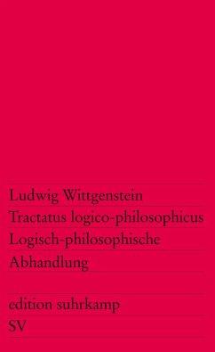 Tractatus logico-philosophicus / Logisch-philosophische Abhandlung - Wittgenstein, Ludwig