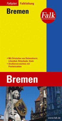 Bremen, Falkfaltung/Falk Pläne