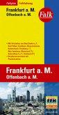 Frankfurt/Main, Offenbach, Falkfaltung/Falk Pläne
