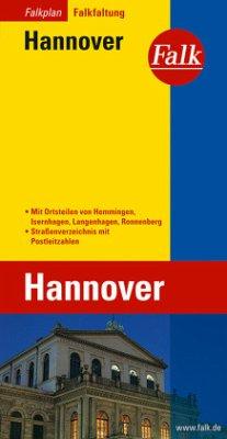 Hannover, Falkfaltung/Falk Pläne