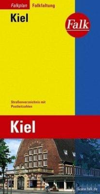 Kiel, Falkfaltung/Falk Pläne