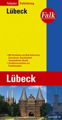 Lübeck, Falkfaltung/Falk Pläne