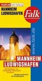 Falk Plan Mannheim, Ludwigshafen, Falkfaltung