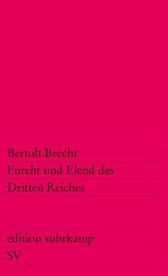 Furcht und Elend des Dritten Reiches - Brecht, Bertolt