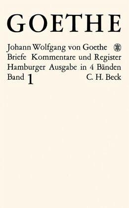 Briefe Von Goethe : Briefe der jahre von johann wolfgang