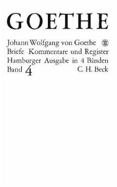 Briefe der Jahre 1821-1832 - Goethe, Johann Wolfgang von