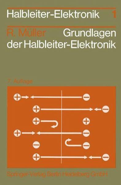 Grundlagen Der Halbleiter Elektronik Von Rudolf M 252 Ller border=