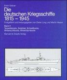 Torpedoboote, Zerstörer, Schnellboote, Minensuchboote, Minenräumboote
