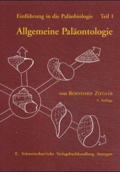 Allgemeine Paläontologie / Einführung in die Pa...