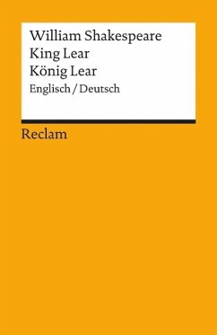 König Lear / King Lear - Shakespeare, William