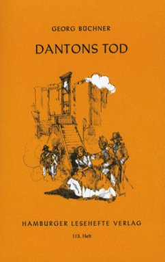 Hamburger Lesehefte (113). Dantons Tod - Büchner, Georg
