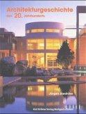 Architekturgeschichte des 20. Jahrhunderts