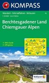 Kompass Karte Berchtesgadener Land, Chiemgauer Alpen