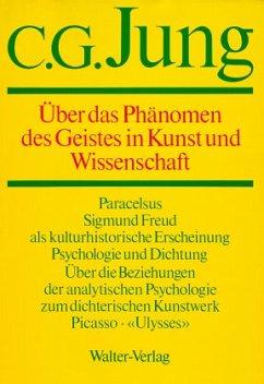 Gesammelte Werke 15. Über das Phänomen des Geis...