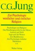 Gesammelte Werke 11. Zur Psychologie westlicher und östlicher Religion