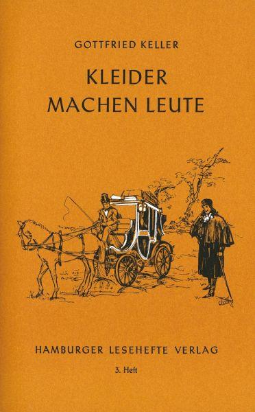 Kleider Machen Leute Von Gottfried Keller Schulbucher Portofrei