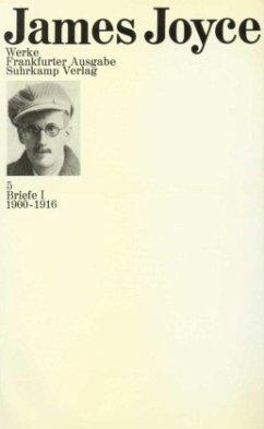 Briefe / Werke Bd.5, Tl.1 - Joyce, James