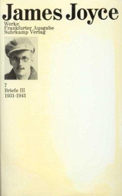 Briefe / Werke 4, Tl.3 - Joyce, James
